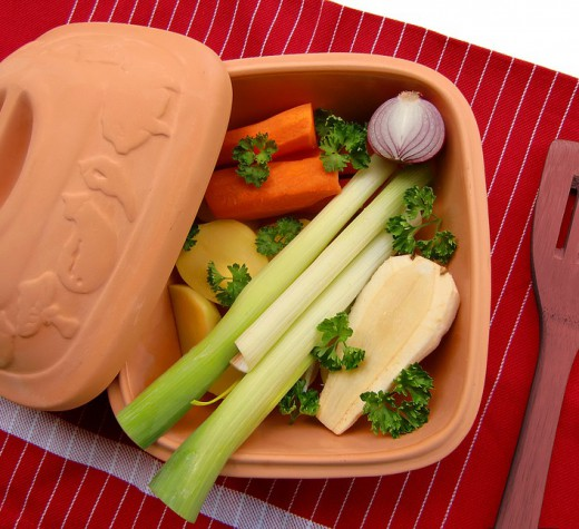 Ät vegetariskt för klimatet